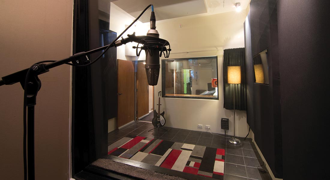 Salt Studios Photo Gallery - Recording Spaces
