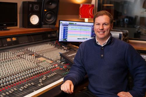 Mastering at Salt Studios