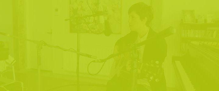Salt Studios Artist Recording