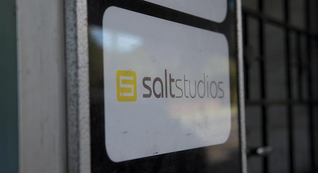 Salt Studios Photo Gallery - Our Facility