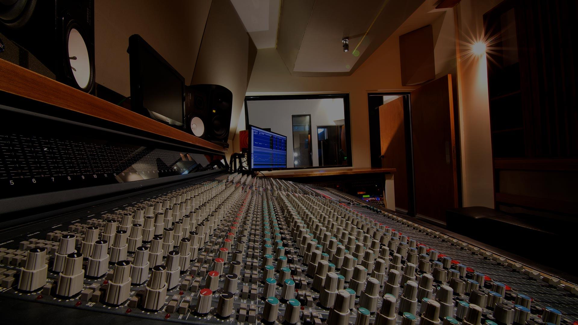Salt Studios - Audio Production Services