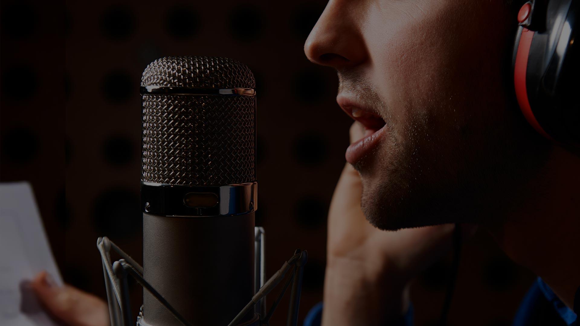 Salt Studios - Voiceover Recording