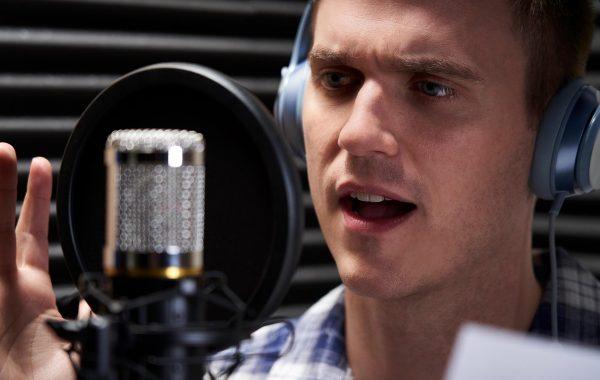 Voiceover - Recording